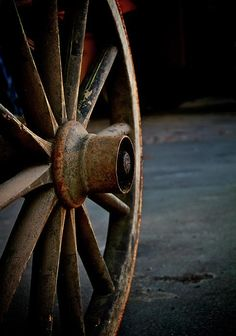 Wagon Wheel~ Sarah's Country Kitchen ~
