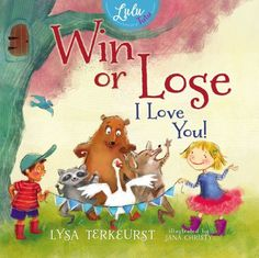 Win Or Lose, I Love You! Children's Book Giveaway - Gator Mommy Reviews
