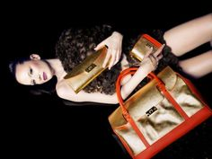 Mi Piaci launches the world's first 24kt gold leather and fur collection in the US