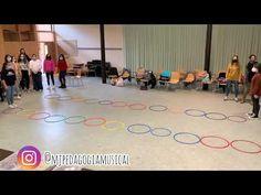 Activities For Kindergarten Children, Zumba Kids, Kindergarten Interior, Crossfit Kids, Music And Movement, Elementary Music, Music For Kids, Child Day, Music Classroom