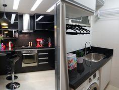 Antes e Depois | Cozinha da leitora: Daniele Roverotto