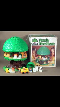 Family Tree House, loved this when I was a kid. Fun times in the 80's!!