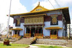 Pemayangtse Monastery Sikkim India http://www.astrolika.com/monasteries/pemayangtse-monastery.html