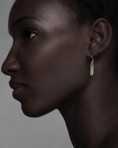 Short Leaves - a perfect everyday earring!