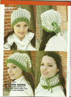 Crochet - Crochet for ... - Crochet Beanies - Blog-creative world