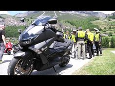 TMAX Club - 2° Livigno Village - YouTube