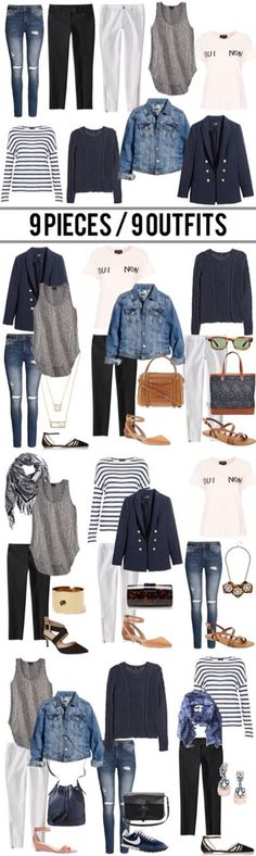 Mix n match casual chic outfits, efterårsoutfits, sødt tøj, rejseoutfits, k Look Fashion, Winter Fashion, Womens Fashion, Fashion Tips, Travel Fashion, Fashion Ideas, 50 Fashion, Curvy Fashion, Korean Fashion