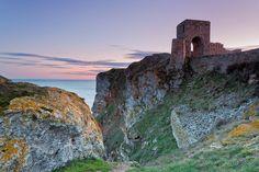 The medieval fortress of Kaliakra, Kavarna, Bulgaria