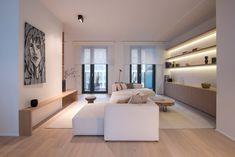 Diy Living Room Decor, Living Room Modern, Living Room Designs, Modern Interior Design, Interior Architecture, Sofa Styling, Living Room Inspiration, Hygge, House Design
