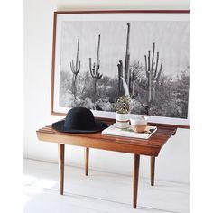 O zo mooi in huis: zwart-wit foto