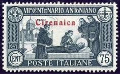 Image result for cyrenaica postage stamps