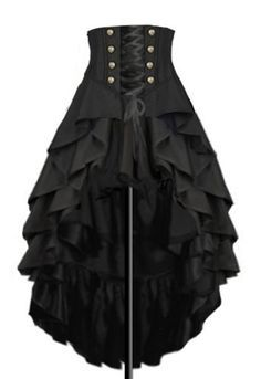 Gothic Outfits, Edgy Outfits, Teen Fashion Outfits, Mode Outfits, Pretty Outfits, Pretty Dresses, Fashion Dresses, Emo Fashion, Fantasy Outfits