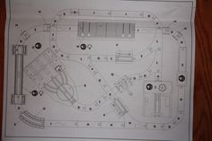 Imaginarium Train Track Layout Instructions | How to actually put ...