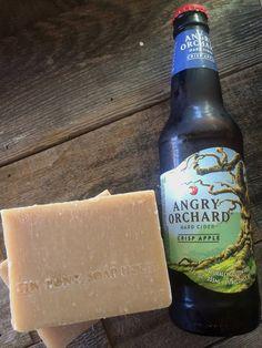 Hard Apple Cider Soap