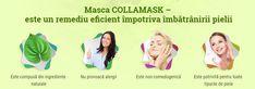 Întinerire masca-crema de fata Collamask - eu-sale.over-blog.com Blog, Health, Face, Health Care, Blogging, The Face, Faces, Facial, Salud