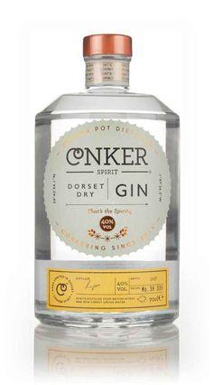 Conker Spirit Dorset Dry Gin - Master of Malt