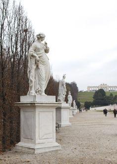 Vienna, Schönbrunn Palace Garden