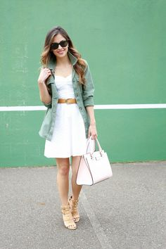 Country Club Chic.