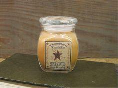 Apple Dumpling 7oz Jar Candle