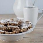 Frozen Chocolate Nut Bars - gluten and dairy free