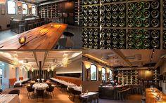 Restaurant in Hamburg, ausgestattet von Clic Basketball Court, Restaurant, Design, Hamburg, Projects, Homes, Restaurants, Dining Room