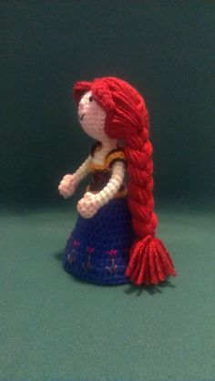 My version of Anna from Disney's Frozen. I used the same concept as I did for Elsa | Flickr - Photo Sharing!
