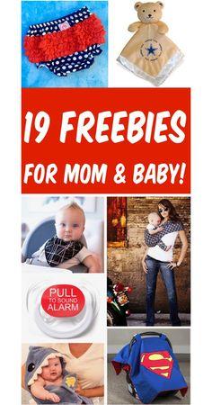 Baby Freebies Free Stuff by Mail