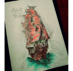 pirate ship Ayrıca. skull.