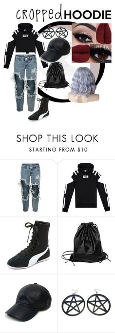 """""""sporty"""" by sasa-dejanovic on Polyvore featuring One Teaspoon, Puma, Xenab Lone and Vianel"""