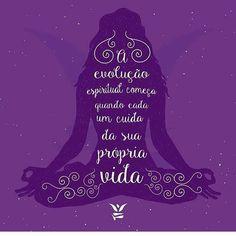 #regram @itktreinamentos E como acredito nisso! Boa noite! #frases #espiritualidade #evolução #itktreinamentos