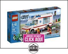 LEGO City Town Ambulance 4431 by LEGO  ✿ Lego - el surtido más amplio ✿ ▬► Ver oferta: https://comprar.io/goto/B00TT83AMO