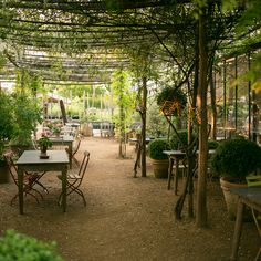 A charming garden destination just outside of London
