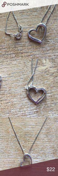 Necklace Sterling silver solid 925💕 Necklace Sterling silver solid 925💕 Jewelry Necklaces