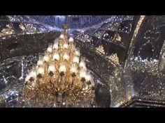 【完全に宇宙】この世を超えた光の洪水、異教徒が入ることが許されないモスク「シャー・チェラーグ廟」の内部:DDN JAPAN