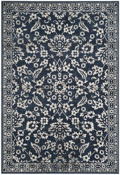 Blue Rugs | Aqua | Navy - Safavieh Rug Collection - Page 7