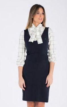 """Vestido pichi modelo Kazan """"La Jaca"""""""