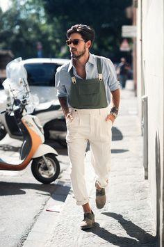 Giotto Calendoli on Citizen Couture
