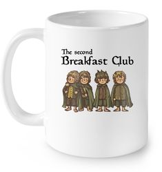 d18b9d0b728 The Second Breakfast Club T-Shirt