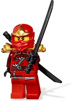 Kai from Ninjago ZX outfit
