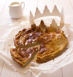 Avez-vous dégusté la galette des rois pendant le week-end ? Découvrez la galette franc comtoise, à base de pâte à choux.