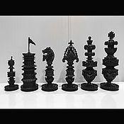 Эксклюзивные шахматы ручной работы ,изготовлены из бивня мамонта – купить или заказать в интернет-магазине на Ярмарке Мастеров | Шахматы изготовлены из бивня мамонта ,ручная…