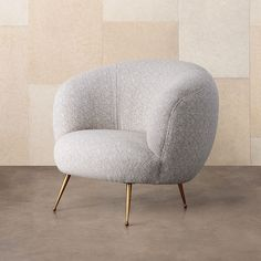 The Souffle Chair, upholstered start to finish by a dedicated craftsman, is a peerless example of luxury, quality, and attention to detail. Bed Furniture, Luxury Furniture, Furniture Design, Bedroom Chair, Bedroom Decor, Cocktail Chair, Luxury Chairs, Apartment Projects, Accent Chairs For Living Room
