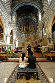 I might get married in a Catholic church, if this was my church.