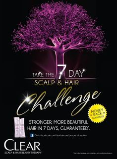 Our New Year's gift to you: seven days of free samples. Are you taking the 7 day scalp & hair challenge?