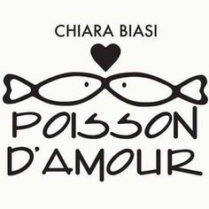 POISSON D'AMOUR by Chiara Biasi vi aspetta da Paola e Rosa #poissondamour #paolaerosa #paolerosabrindisi #Brindisi #weareinpuglia #enjoy