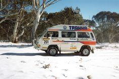VW t3 Syncro Camper