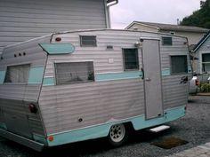 For Sale 1969 Shasta Starflyte travel trailer $4200