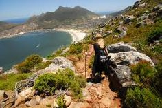 hoerikwaggo trail - Google Search Table Mountain, Cape Town, Trail, National Parks, Africa, Hiking, Three Days, Adventure, Beach