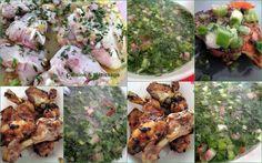 Poulet Boucané façon Antillaise   Cuisine et Métissage #poulet #boucané #saucechien