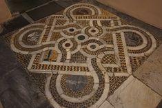 Early Christian, Christian Art, Mosaic Art, Mosaic Tiles, Byzantine Mosaics, Quilt Border, Roman Art, Rangoli Designs, Bari